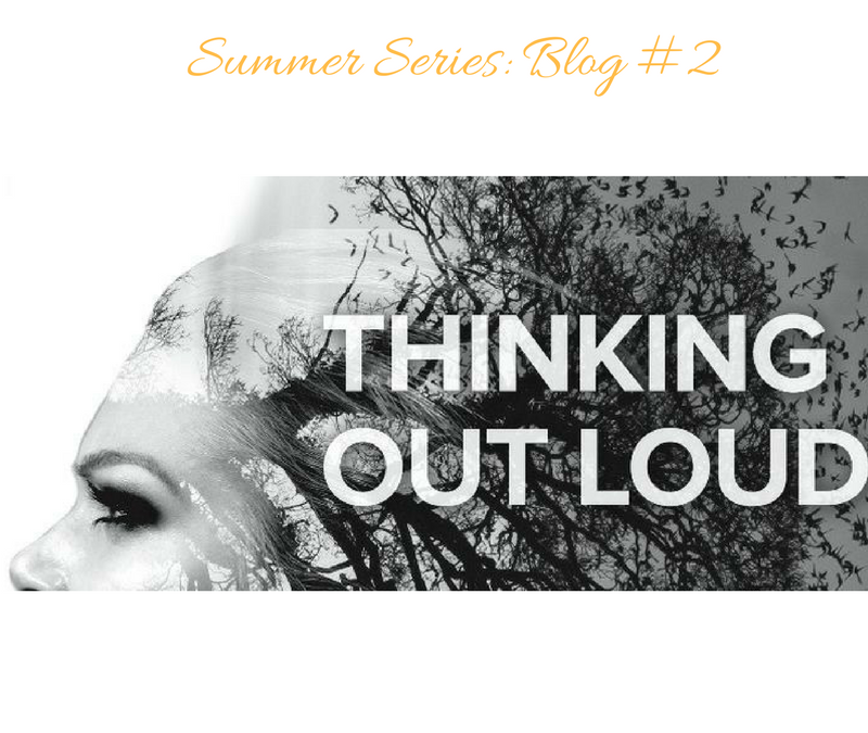 Thinking Out Loud:  Expectations and Contentment