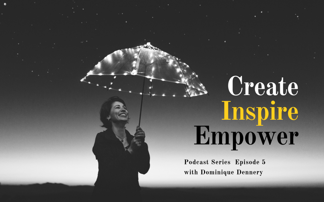 ✨Special Edition✨Create, Inspire, Empower – Podcast Series Episode 5: Black History Month