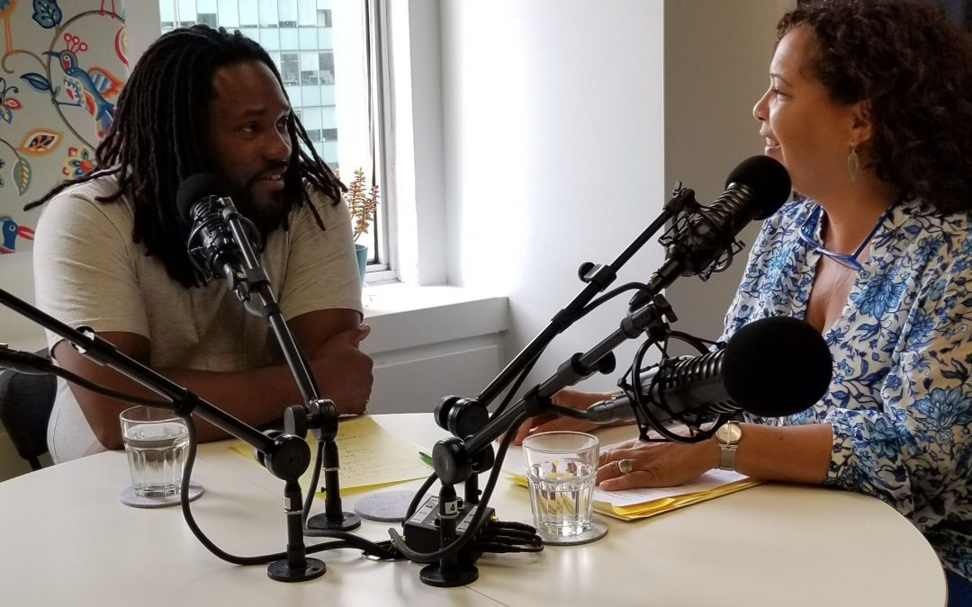 CREATE, INSPIRE, EMPOWER – PODCAST SERIES EPISODE 10: Jamaal