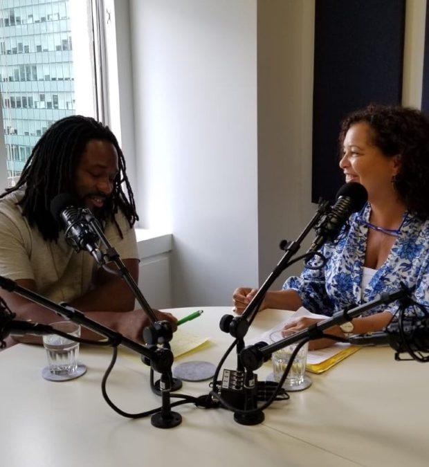 Create, Inspire, Power – Podcast series Episode 10: Jamaal